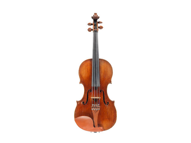 A French Violin of the Georges Chanot Paris School circa 1850 (3)
