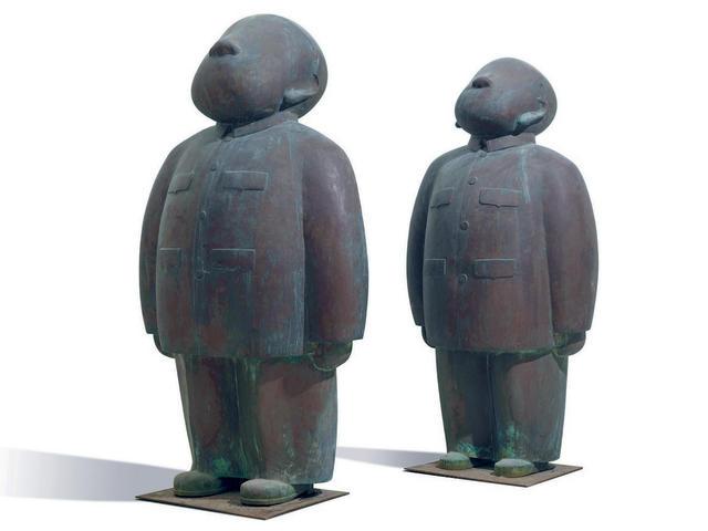 Zhu Wei (Chinese, b. 1966) China China