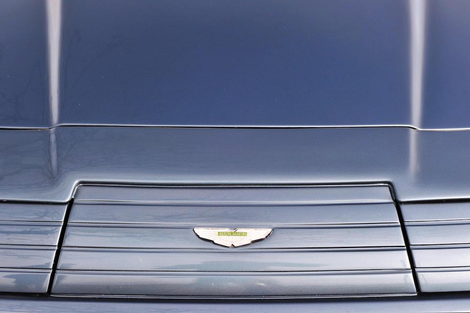1989 Aston Martin V8 Zagato Volante   Chassis no. SCFCV8/Z0JTR30010 Engine no. V/585/0010