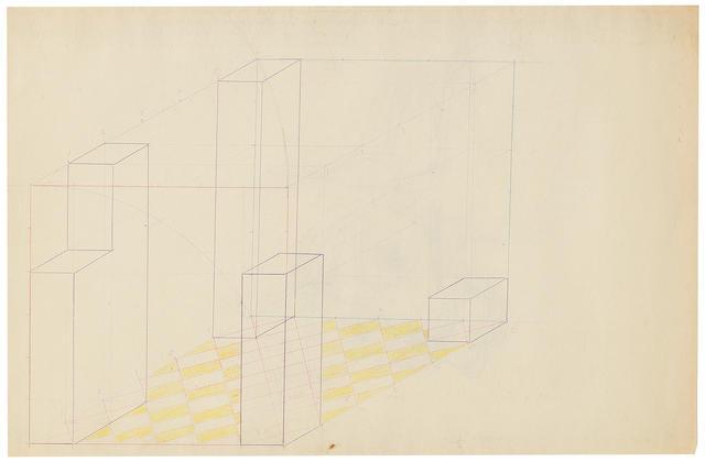 Paul Klee (Swiss, 1879-1940) Bildnerische Gestaltungslehre: Anhang