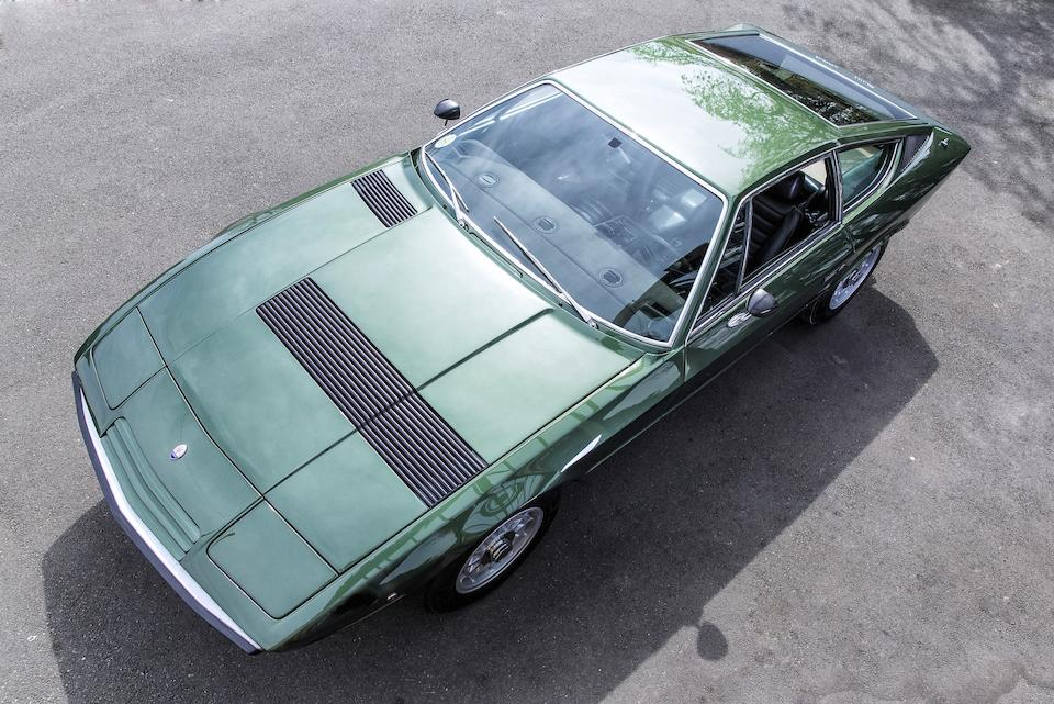 Voted Best of Show at 'Khamsin Quaranta',1977 Maserati Khamsin Coupé Chassis no. AM120 234 Engine no. AM120 234