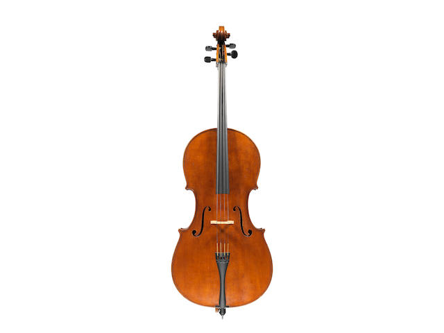 A Cello attributed to Romeo Antoniazzi, circa 1900 (2)
