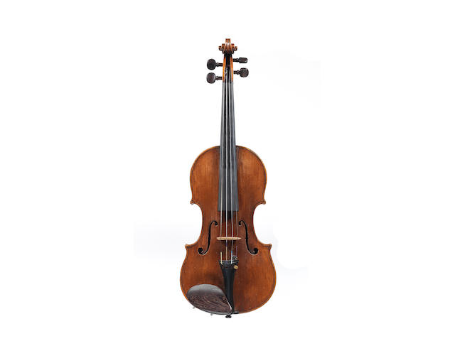A Neapolitan Violin attributed to Nicolo Gagliano, Naples, 1730 (1)