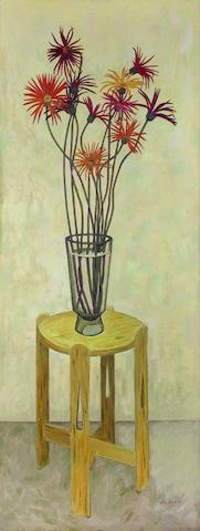 John Brack (1920-1999) Gerberas, 1957
