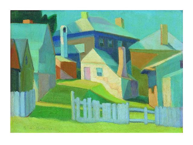 Roy De Maistre (1894-1968) Berrima, 1918