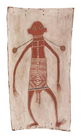 Yirawala (circa 1897-1976) Lumaluma, c.1970