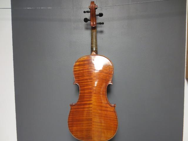 A Mirecourt Viola circa 1900 (3)