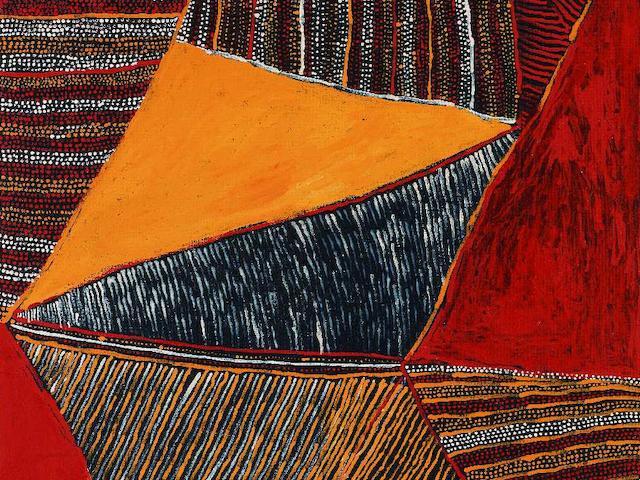 Kutuwalumi  Purawarrumpatu (Kitty Kantilla) (circa 1928-2003) Pumpuni Jilamara, 2002