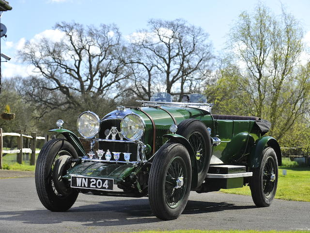 1927  Bentley  3/4.5 Litre Open Tourer