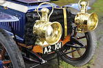 """Ex-Lord Iveagh, Francis Hutton-StottOffered from the Michael Banfield Collection,1902 De Dietrich 16-hp """"Paris-Vienna"""" Rear-Entrance Tonneau  Chassis no. 1036 Engine no. 558"""