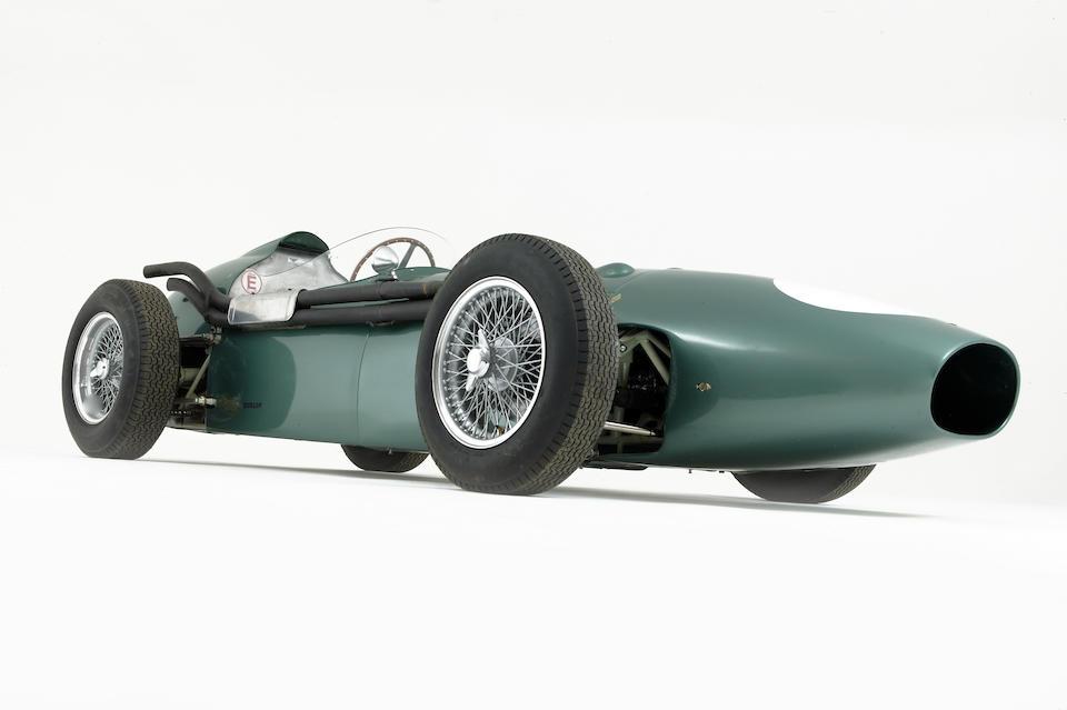 1959 Aston Martin  DBR4/250 Formula 1 Monoposto Re-creation  Engine no. RB6/2501