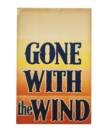 Gone With The Wind,  M.G.M, 1939,