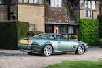 1994 Aston Martin Vantage Coupé  Chassis no. SCFDAM2S9RBR70033 Engine no. 590/70033/M