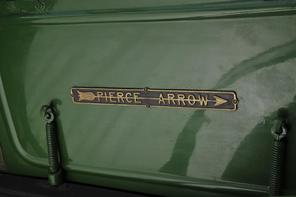 1917 Pierce Arrow R-8 Open Back Lorry   Chassis no. 9932 Engine no. TBA