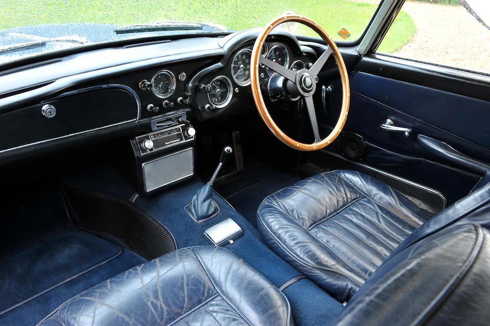 1963 Aston Martin DB4 'Series V' Vantage Sports Saloon  Chassis no. DB4/1207/R Engine no. 370/1208/SS