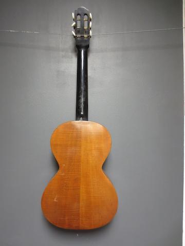 A Mirecourt Guitar circa 1880 (2)