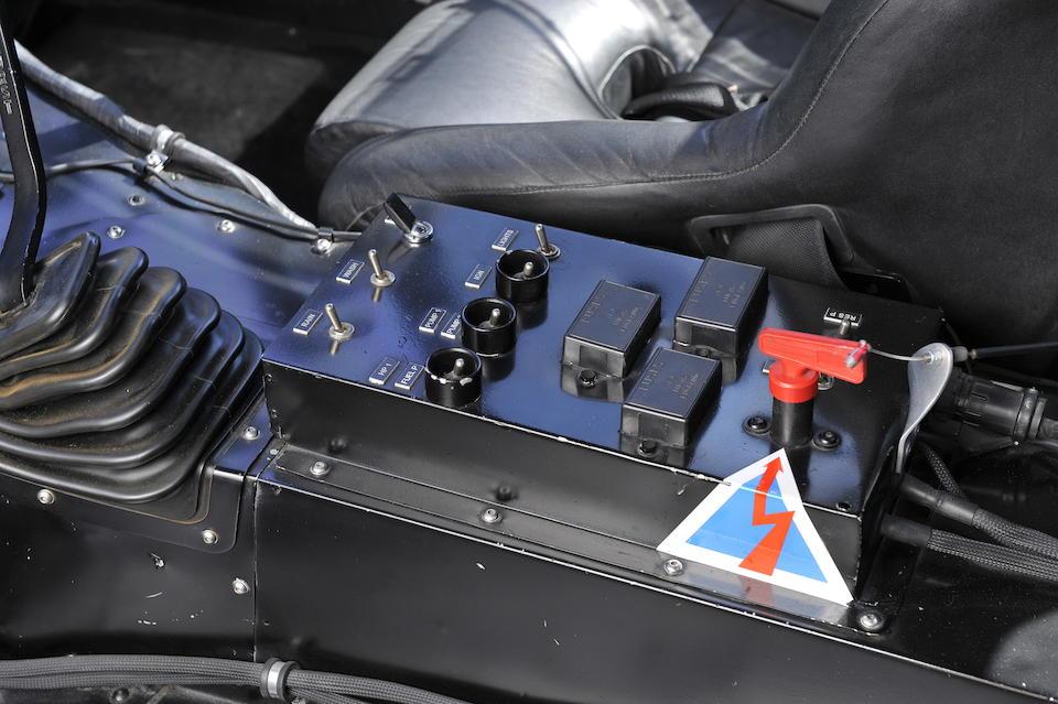 Ex-Robin Hamilton/Marsh Plant,1970 Aston Martin DBS V8 6.0-Litre Competition Saloon  Chassis no. DBSV810071R/V8R003 (Marsh Plant)