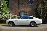 One owner from new,1971 Aston Martin DB6 Mk2 Sports Saloon  Chassis no. DB6/4294/R Engine no. 400/4696