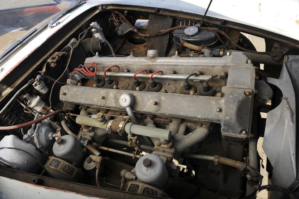 1960 Aston Martin DB4 Series II Sports Saloon  Chassis no. DB4/331/R Engine no. 370/347