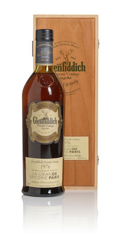 Glenfiddich Private collection-1976