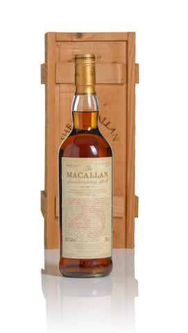 The Macallan Anniversary-1967-25 year old