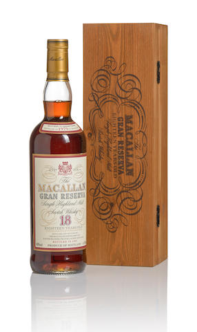 The Macallan Gran Reserva-1979-18 year old