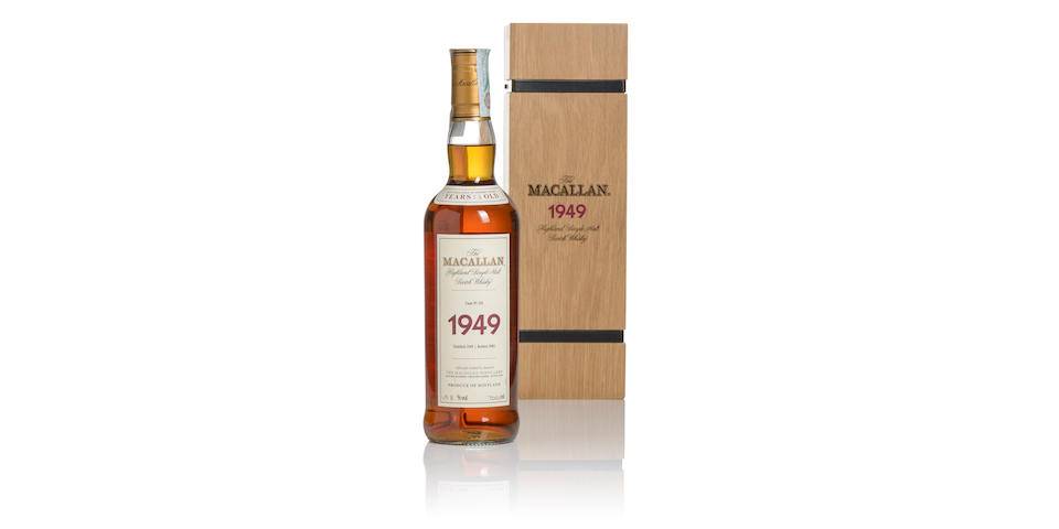The Macallan Fine & Rare-1949-53 year old