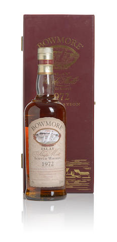 Bowmore-1972-27 year old