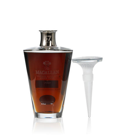 The Macallan Lalique-57 year old
