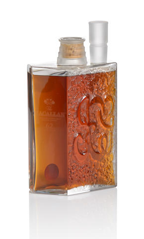 The Macallan Lalique-62 year old