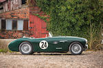 The Ex-David Shale, Tony Lanfranchi, Arthur Carter,1955 Austin-Healey 100S Sports Racing Two-Seater  Chassis no. AHS 3509 Engine no. IB.222710