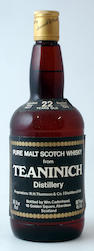 Teaninich-22 year old-1957