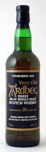 Ardbeg Guaranteed-30 year old