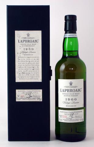 Laphroaig Vintage Reserve-1960
