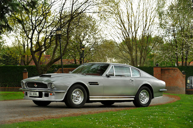 1973 Aston Martin V8 Series 2 Sports Saloon  Chassis no. V8/10720/RCA Engine no. V/540/594