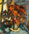 Cyril Mann (British, 1911-1980) Plant in Sunlight