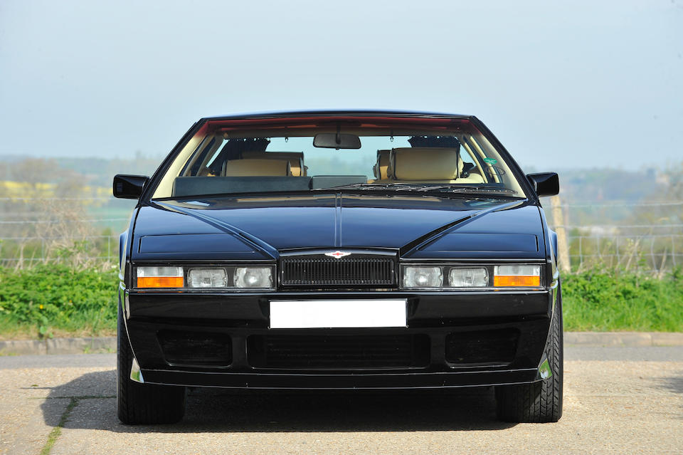 One owner, 5,300 miles from new,1984 Aston Martin Lagonda Tickford Saloon  Chassis no. LOOR13193 Engine no. V/580/3193
