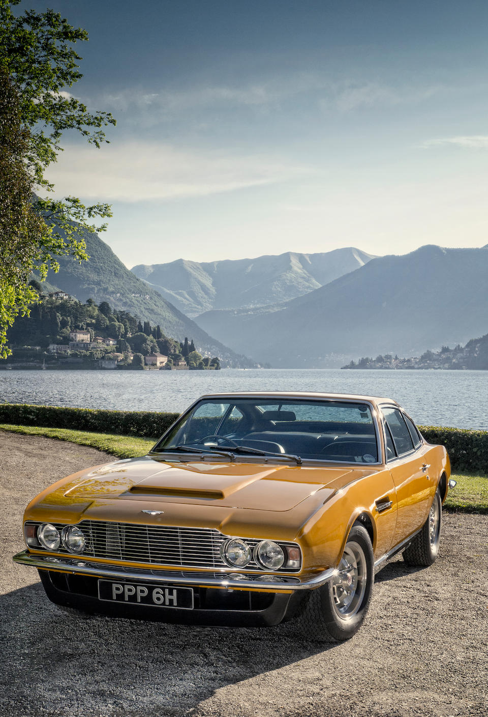 'The Persuaders!' Lord Brett Sinclair,1970 Aston Martin DBS Sports Saloon  Chassis no. DBS/5636/R Engine no. 400/4665/S