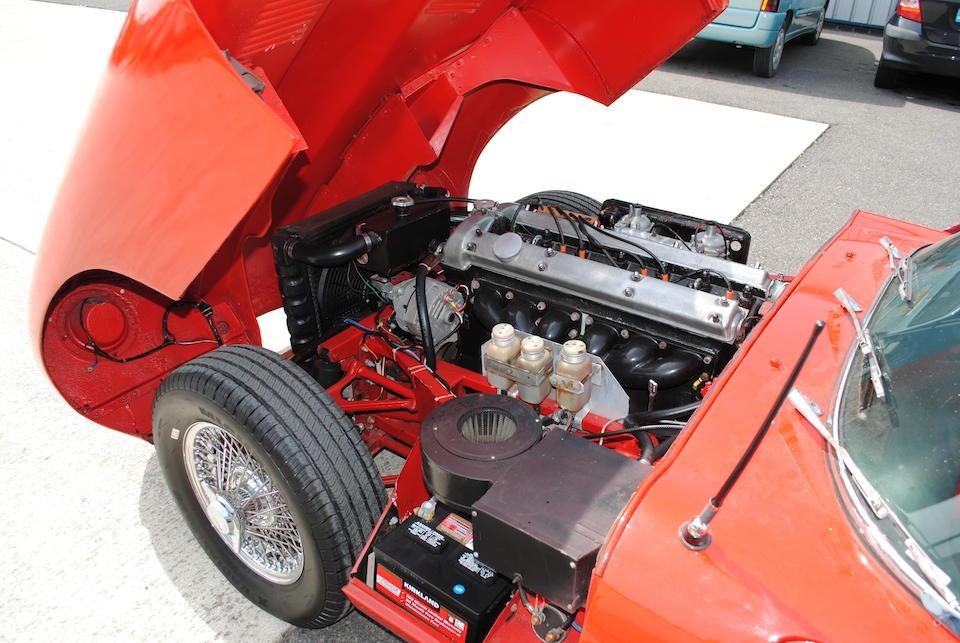 1965 Jaguar E-Type 'Series 1' 4.2-Litre Coupé Chassis no. 1E31510 Engine no. 7E5243-9