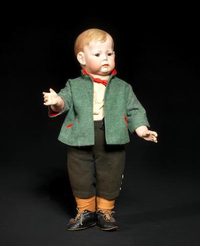 A Kämmer & Reinhardt 115 bisque head toddler