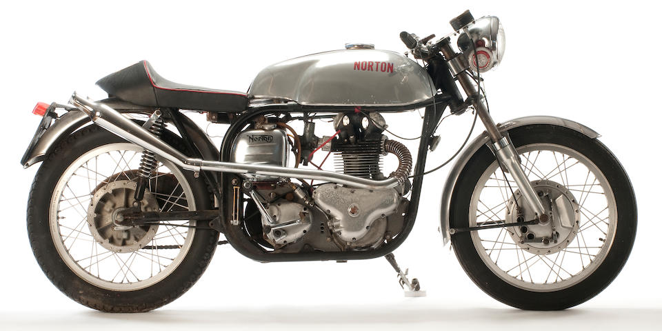 1960 Norton 498cc ES2/Model 77 Café Racer Frame no. R4 88608 Engine no. 15M 75113