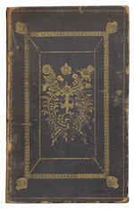 SETTLE (ELKANAH) Carmen Irenicum. The Union of the Imperial Crowns of Great Britain. An Heroick Poem, first edition, for the Author, 1707