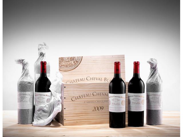 Chateau Cheval Blanc 2009 (6)