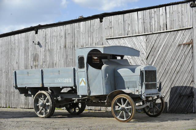 "1914 Leyland  S-Type ""Subsidy B"" 30cwt Dropside Lorry  Chassis no. S3/332 Engine no. S560(895)"