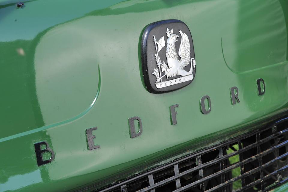 Bonhams : 1960 Bedford TK KDLC 1 Low Loader Lorry Chassis no  25463