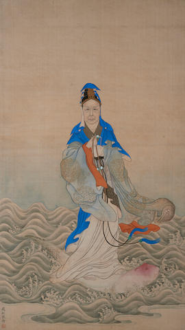 Zhao Tong (late Qing dynasty) Empress Dowager Cixi