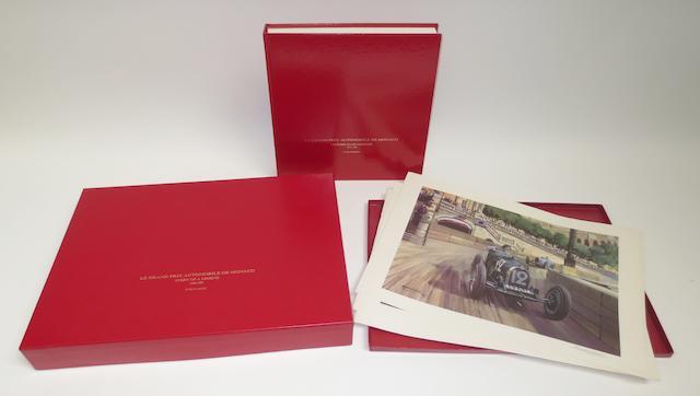 Yves Naquin: Le Grand Prix Automobile de Monaco - Story of a Legend 1929-1960;