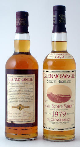 Glenmorangie Single Barrel-Vintage 1972Glenmorangie-1979