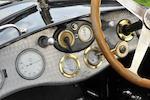 1925 Bugatti  Type 23 Brescia Torpedo  Chassis no. 2519 Engine no. 893