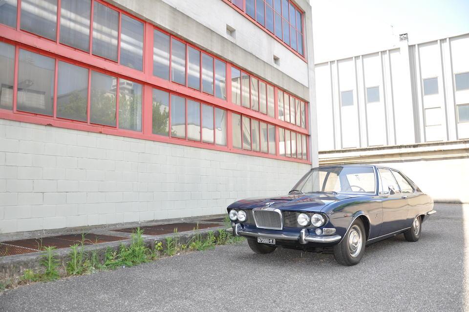 1966 Jaguar FT Bertone 420 Coupé  Chassis no. 1B 78923 DN